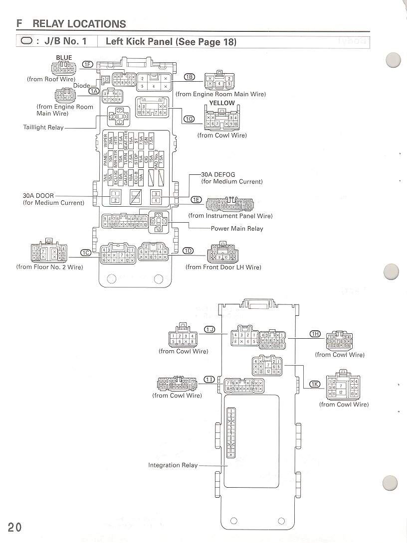 diagram for fuse box anyone rh supraforums com toyota supra fuse box diagram 89 supra fuse box diagram