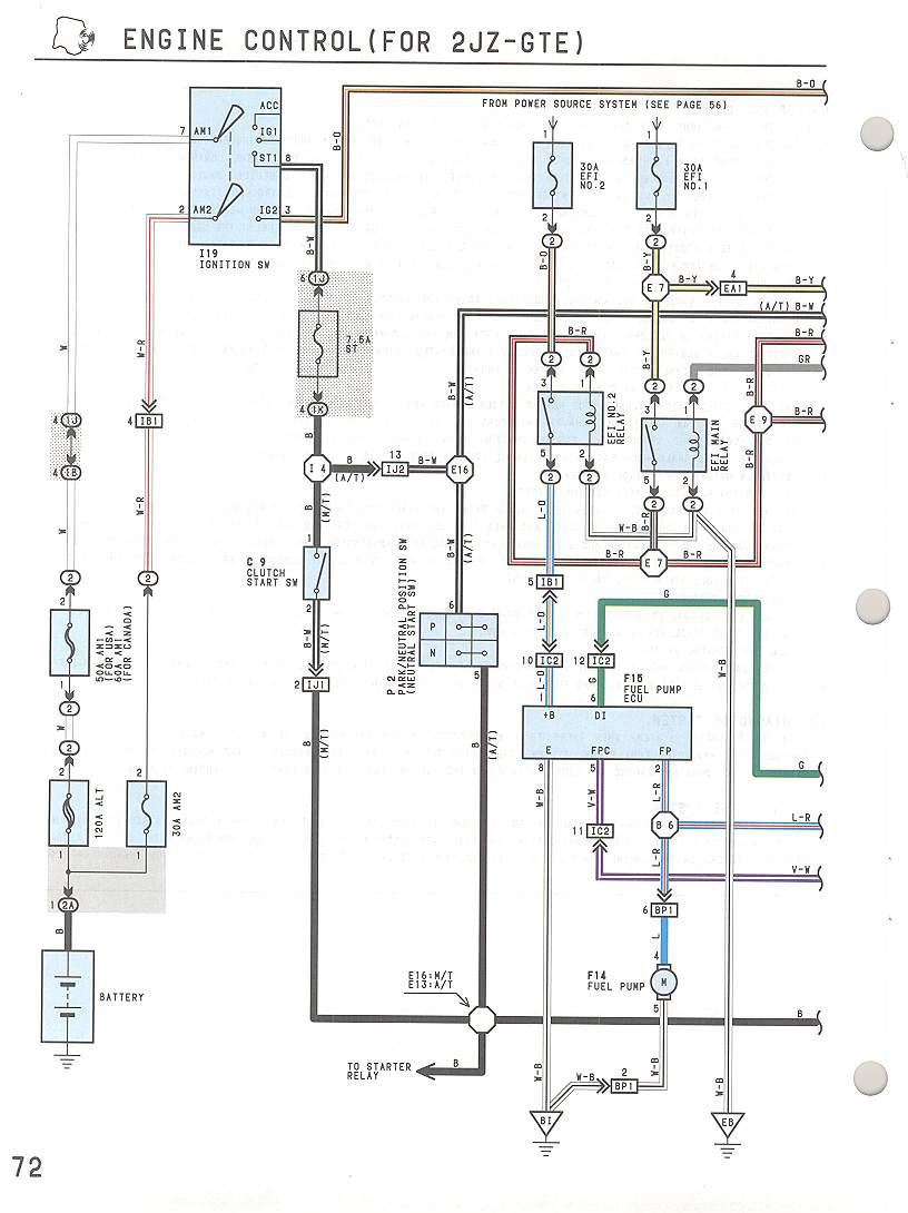 universal ignition diagram 1jz ignition module grounding - page 2 1jz ignition diagram