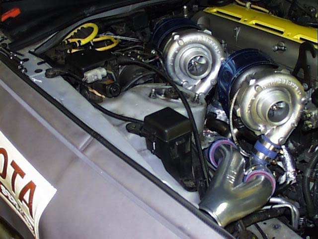 Hks Twin Turbo