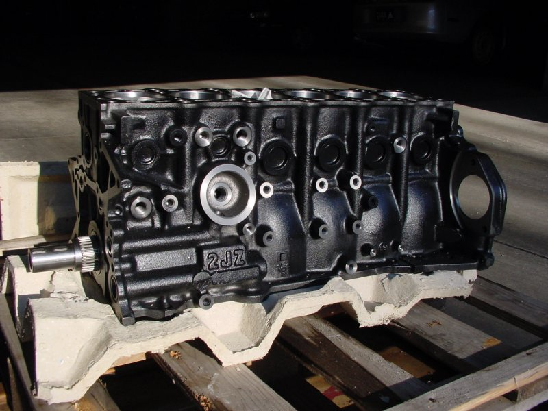 Stock New Short Block Mkiv Com