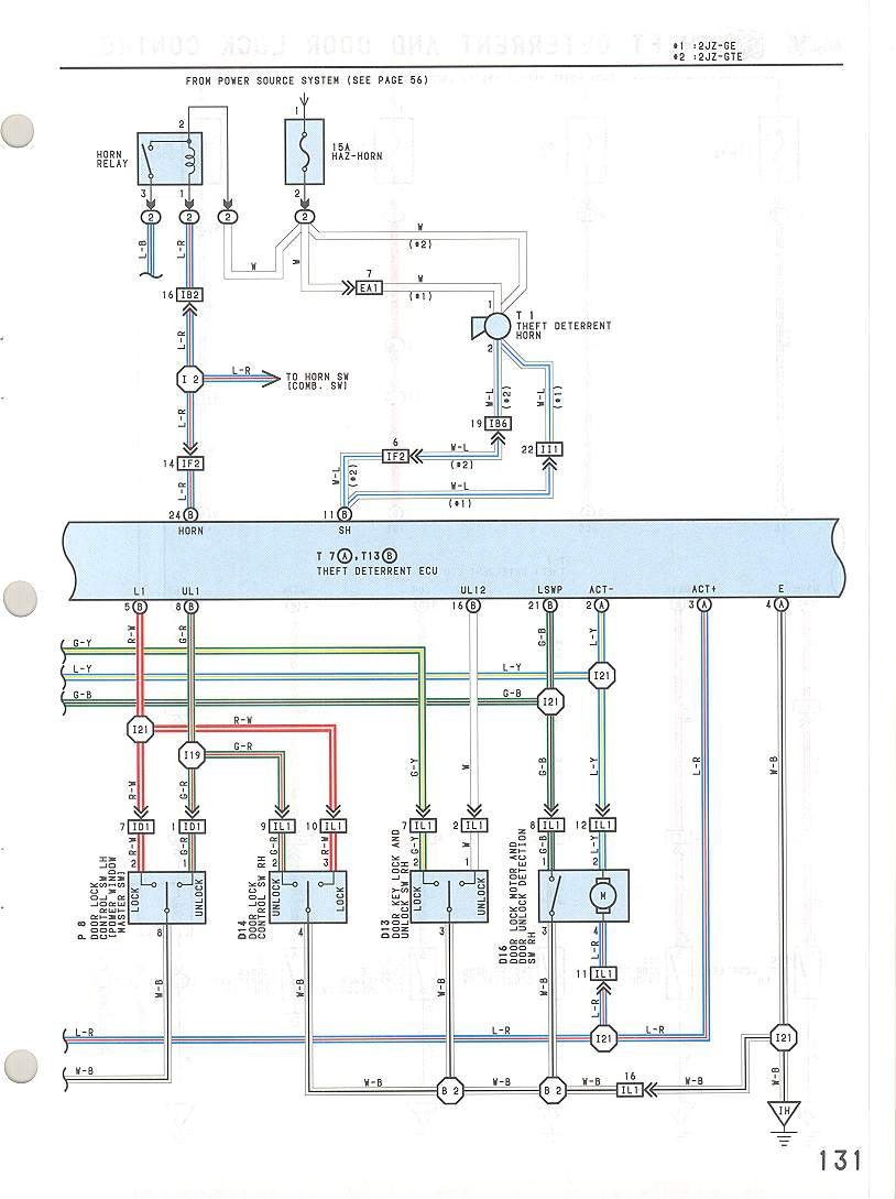 87 Supra Wiring Diagram Opinions About Toyota Ecu Bypassing The Theft Deterrent Rh Supraforums Com 83