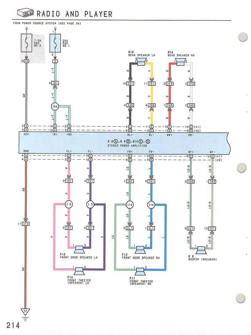Speaker Wiring Diagram With Crossovers 38 Images For Connection Another Oem Tweeter Question 95elec 214 2 Way Crossover Circuit At