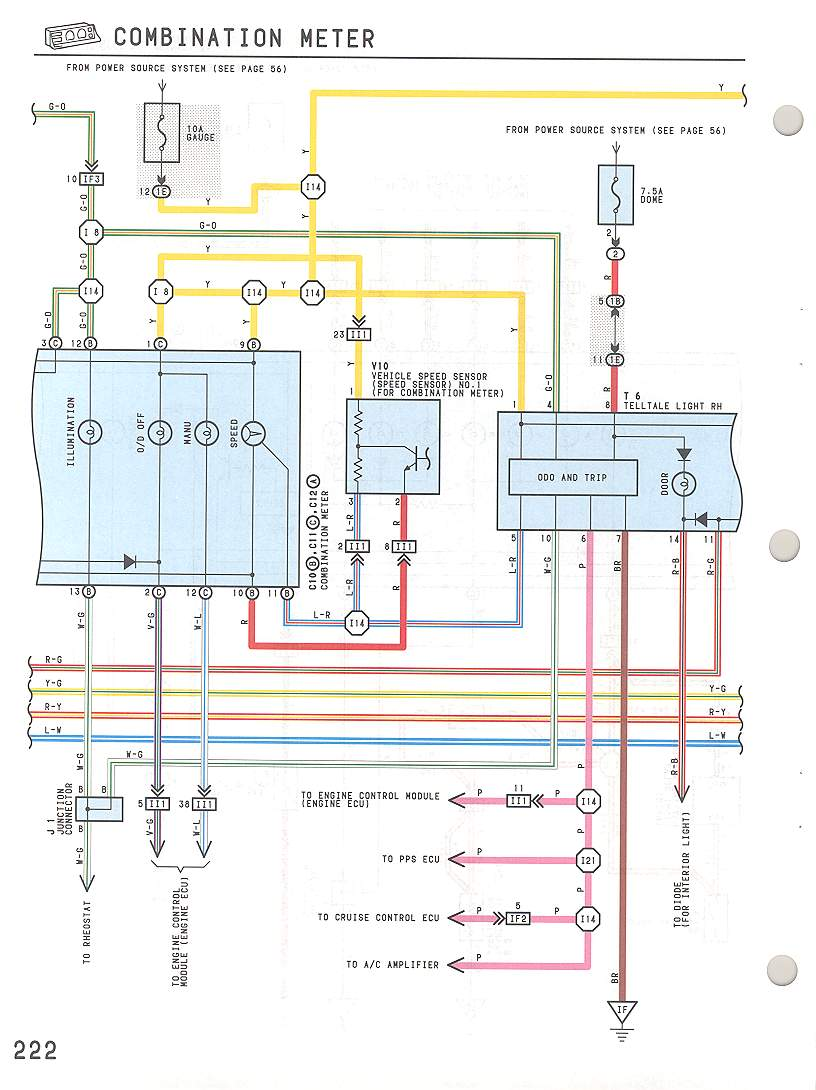 3 Speed Sensor Wire Diagram Isuzu Rodeo Wiring For Vehicle Where Is The Vss And Reverse Gear In Middle Of Picture